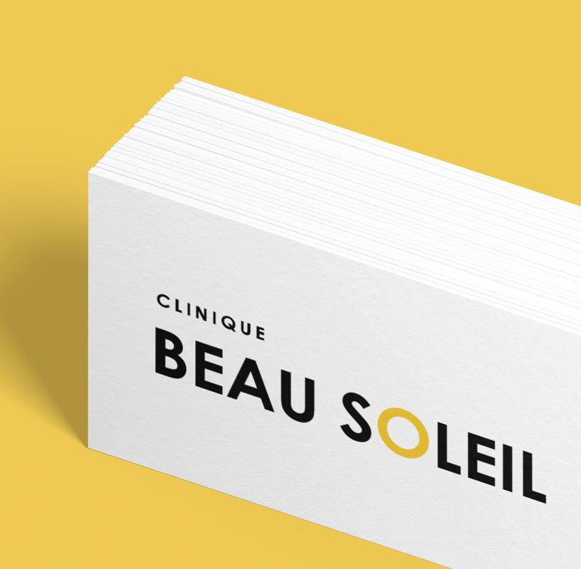Logo Clinique Beau Soleil