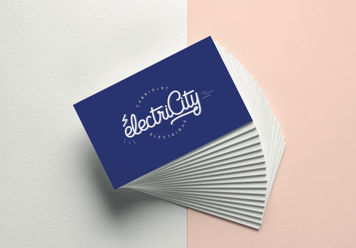 Logo Electricity voiture électrique