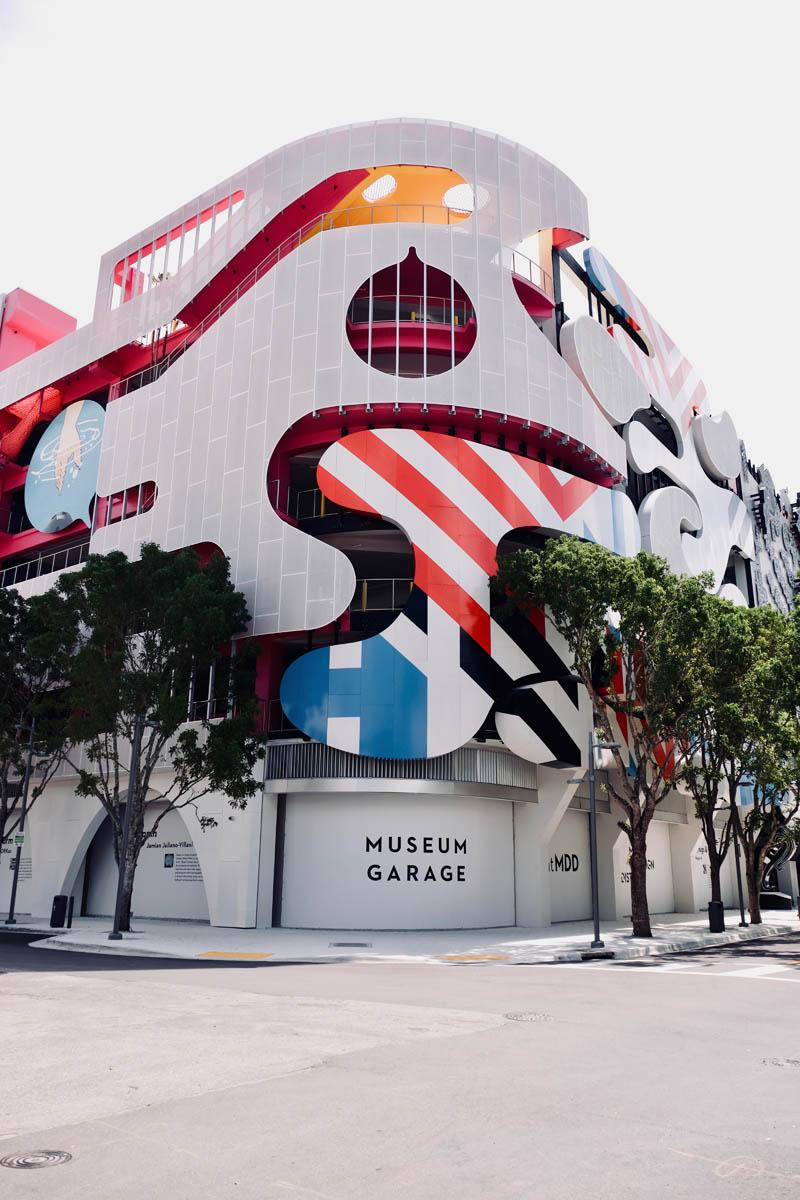 Museum Garage Miami