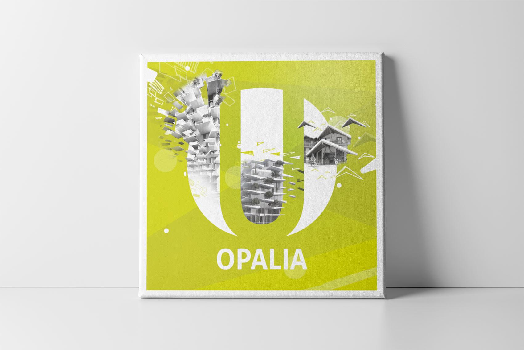 Hien Artwork x Opalia