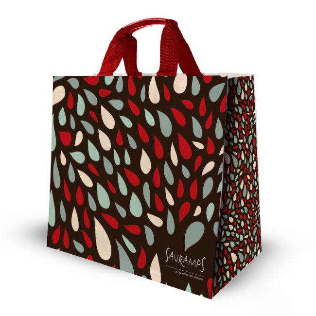 Sac shopping Sauramps