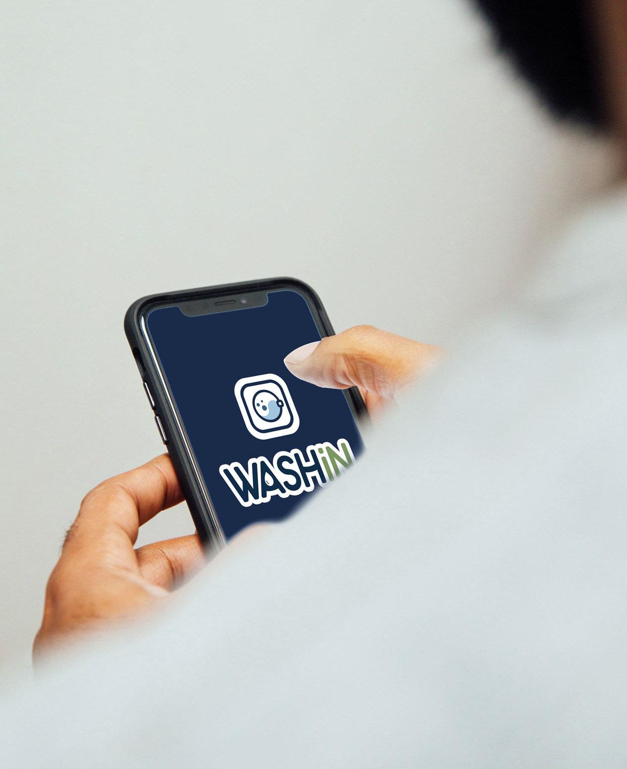 Application Washin