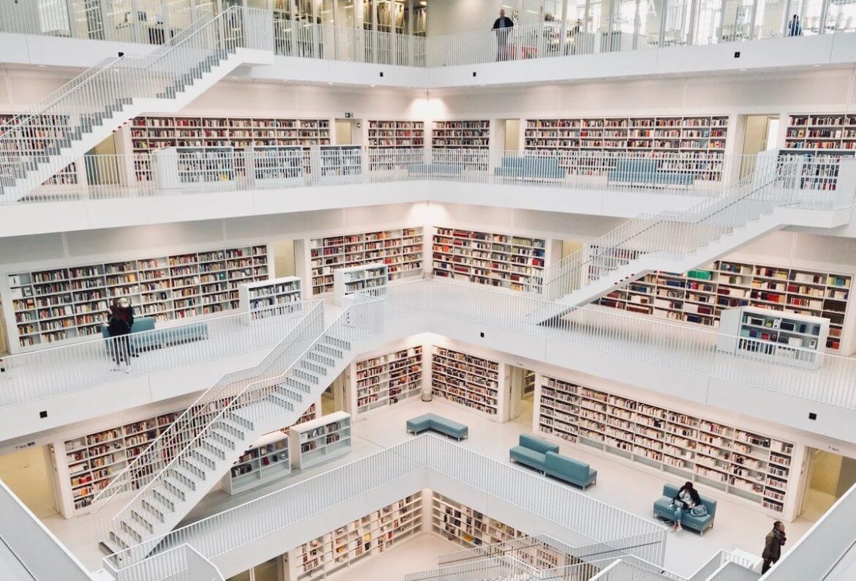 bibliothèque stuttgart