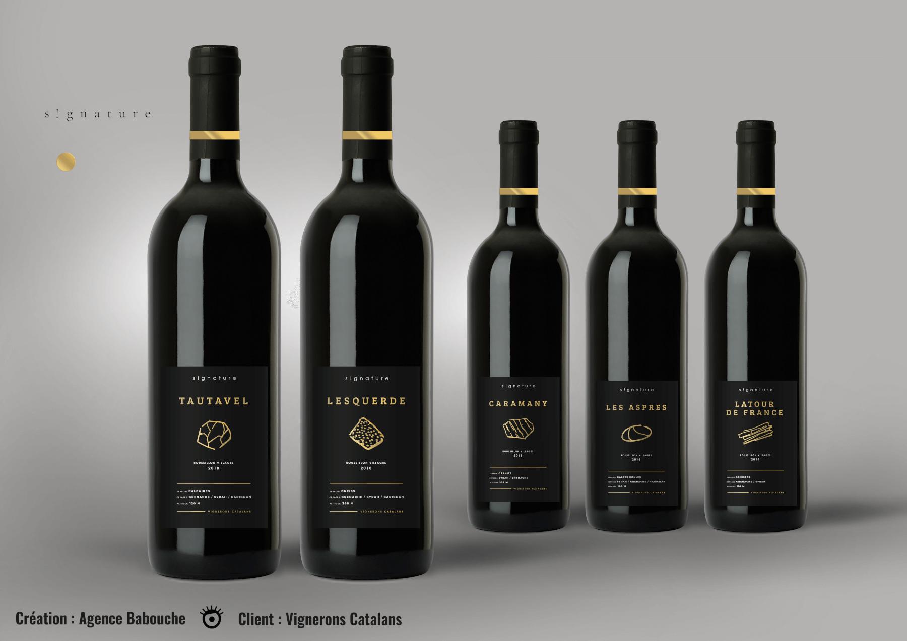Etiquette-vin-vigneronscatalans